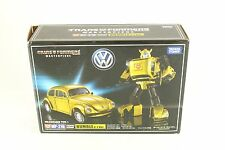 Transformers Masterpiece Gold G2 Bumblebee Complete Boxed + Coin MP-21G