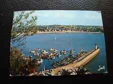 FRANCE - carte postale 1968 erquy (le port et la plage) (cy95) french