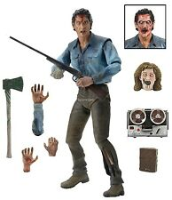 "Evil Dead 2 - 7"" Scale Action Figure - Ultimate Ash - NECA"