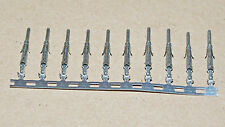 ITT CANNON TRIDENT 192922-1370 SINGLE PART PIN CONTACT 24AWG 192990-2580 200 PCS