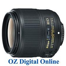 New Nikon AF-S Nikkor 35mm f/1.8G ED Lens 35 mm F1.8G 1 Yr Au Wty
