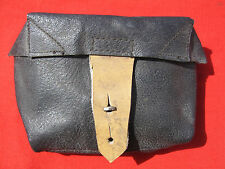 WWII Russian SVT 38/40 Leather Pouch. Stamped.RARE! Mint
