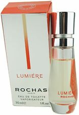(96,50/100ML) ROCHAS - LUMIERE FEMME 30ML EAU DE TOILETTE NATURAL SPRAY NEU