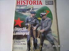 **b Historia n°26 Objectif Leningrad / Deuxième guerre de Finlande
