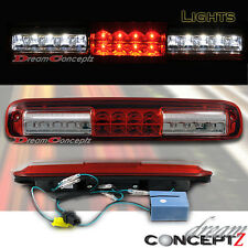 99-06 Chevy Silverado GMC Sierra 3rd tail cargo L.E.D LED brake lights CAB STYLE