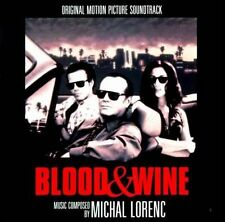 Blood & Wine by Original Soundtrack (CD, Apr-1997, EMI Angel   A1438