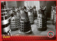 DR WHO AND THE DALEKS - Card #50 - DALEKS - Unstoppable Cards 2014