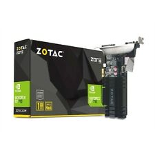 Zotac GeForce GT 710 Graphic Card - 954 MHz Core - 1 GB DDR3 SDRAM - PCI