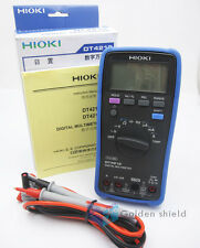 HIOKI DT4212 True RMS DIGITAL MULTIMETER±0.5% Accuracy replacement for FLUKE 17B