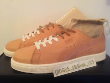 PUMA Stati x SLAM JAM socialismo XXV US 7 6 39 Tan Leather SECRET COLORE COLORE