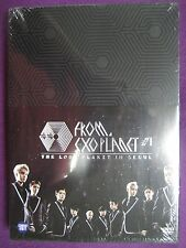 EXO From, EXOPLANET #1 : The Lost Planet In Seoul [3 DVD + Ph​otobook]