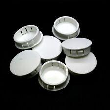 10 x 32mm Blanking Plug,  Plastic Insert, Cap, Tube Bung, Cover, Finishing Cap