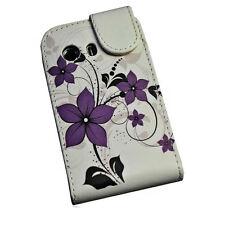 Design 6 Flip Tasche Cover Case Handy Hülle Etui  für Samsung S5360 Galaxy Y