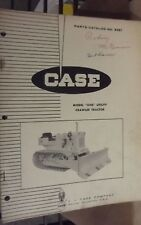 Case 310E Utility Crawler Tractor Parts Catalog