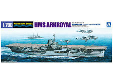 1/700 Aoshima Royal Navy Aircraft Carrier Ark Royal 1939