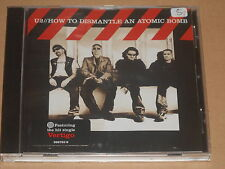 U2 -How To Dismantle An Atomic Bomb- CD