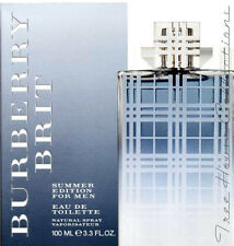 Treehousecollections: Burberry Brit Summer Edition EDT Perfume For Men 100ml