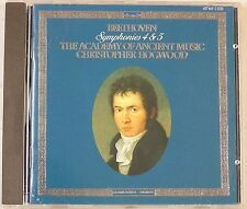 Beethoven: Symphonies 4 & 5, ,Excellent, ### Audio CD with artwork-complete,Audi