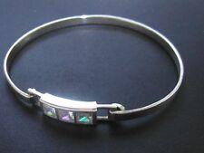 99J Silver Bracelet with Zirconias