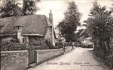 Winslow. Claydon Road by Lloyd, Linslade.