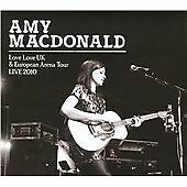 AMY MacDONALD [ 2010 ] 3 CD - LIVE APOLLO HAMMERSMITH 2010 - EXCELLENT CONDITION