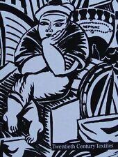BOOK/LIVRE/BOEK : 20th CENTURY TEXTILES/TEXTILE art nouveau/deco,50s,60s,70s ..
