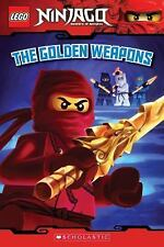 The Golden Weapons (LEGO Ninjago: Reader) by West, Tracey
