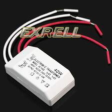 Trasformatore Alimentazione Driver 220V-240V a AC12V 1A per lampadine a LED