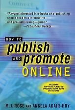 How To Publish and Promote Online-ExLibrary