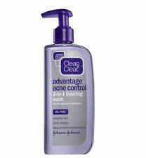 Clean - Clear Advantage Acne Control 3-in-1 Foaming Wash, 8 oz
