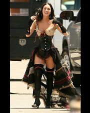 MEGAN FOX 8X10 PHOTO PICTURE PIC HOT SEXY WHORE OUTFIT LILAH JONAH HEX CANDID 64