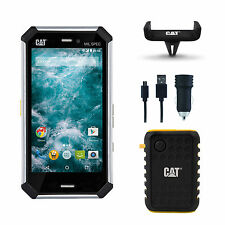 Caterpillar Cat S50C Waterproof unlocked Smartphone Mount Battery phone Charger