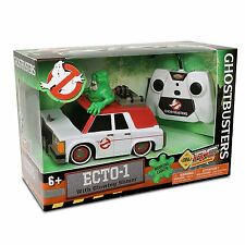 Ghostbusters RC Ecto-1 with Glowing Slimer - FREE DELIVERY