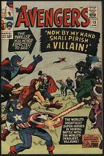 AVENGERS #15 APR 1965 WHAT A BEAUT! VFN+ CENTS TIGHT SPINE WITH OFF WHITE PAGES