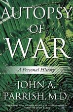 Autopsy of War: A Personal History-ExLibrary