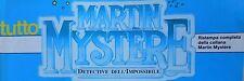 TUTTO MARTIN MYSTERE n°9 ed. Bonelli   [G667]  - BUONO