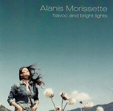 ALANIS  MORISSETTE :  HAVOC AND BRIGHT LIGHTS / CD - NEU