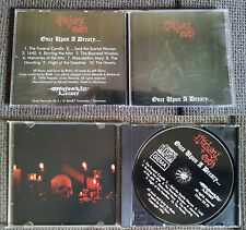 MORTUARY OATH - Once upon a dreary CD (Majestic Union, 1996) *Rare OOP
