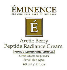 Eminence Arctic Berry Peptide Radiance Cream 2oz(60ml) Brand New