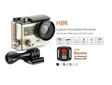 Eken H8R Action Sport Camera with remote 4K 30FPS Resolution 30m waterporoof
