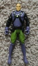 "DC INFINITE CRISIS LEX LUTHOR 4"" UNLIMITED UNIVERSE DIRECT RARE JLA"