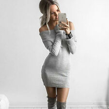 Women's Bandage Bodycon Long Sleeve Evening Sexy Party Cocktail Mini Short Dress