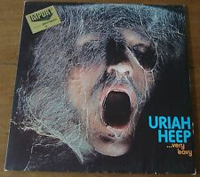 Uriah Heep Very 'eavy very umble - 1971 Bronze UK