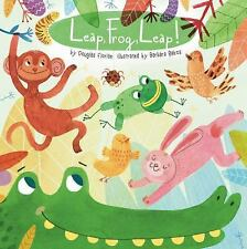 Leap, Frog, Leap! (Animals Play)