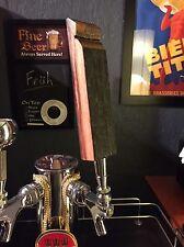 Bourbon Barrel Stave Tap Handle Keg Draft Beer Home Brew Keg Cask Ale Whiskey