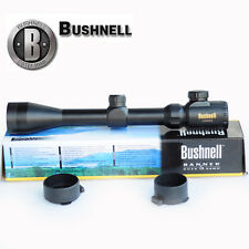 Bushnell Shotgun Banner Rifle Scope 3-9x40 RED/GREEN Multi-X Reticle Hunting