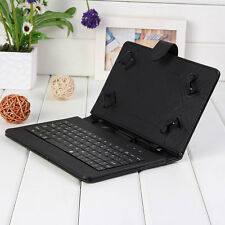 Stand Leather Case Built in Micro USB Keyboard for 7 inch LG G Pad 7.0 V400 V410