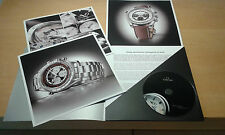 Usado - Dosier de Prensa OMEGA Speedmaster Co-Axial + CD - Item For Collectors -
