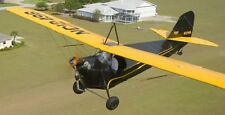 JD-1 Headwind Stewart Homebuilt Airplane Wood Model Replica Small Free Shipping