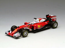 New 1/43 Bburago Ferrari SF16-H 2016 F1 Formula One race Car Model N.7 Kimi Rai.